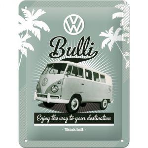 Cartello Volkswagen Bulli