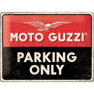 23261 Moto Guzzi - Parking Only