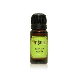 Aroma Organic Oil Patchouli Vaniglia