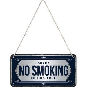 Sorry, No Smoking