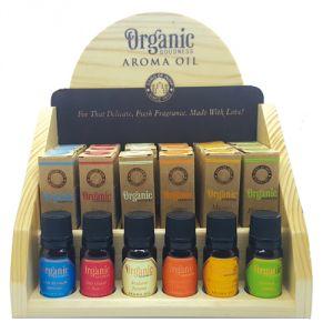 Espositore per Aroma Organic Oil