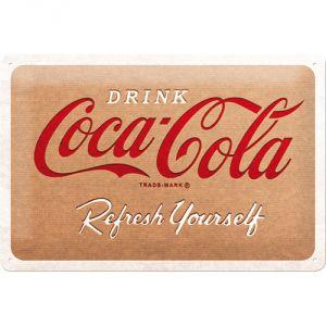 Cartello Coca Cola - Refresh Yourself