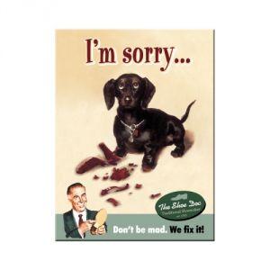 Magnete I'm Sorry... Dog