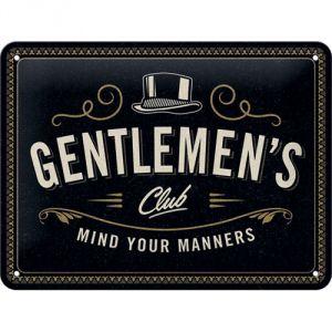 Cartello Gentlemen's Club
