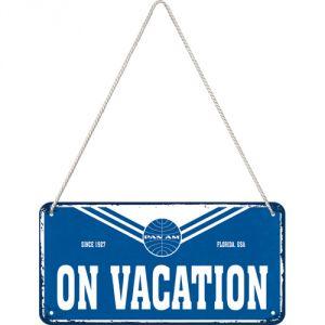 PANAM - ON VACATION