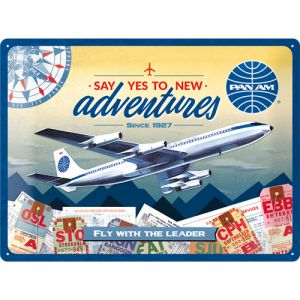 PANAM - Say Yes to New Adventures