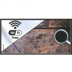 Pannello 10 x 20 cm, Wifi free 1.