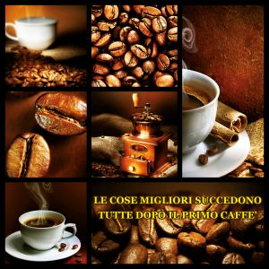 Pannello 20 x 20 cm, caffè 3.
