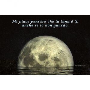 Pannello 20 x 30 cm, Zen luna.