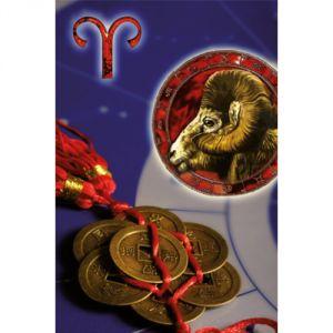Pannello 20 x 30 cm, Zodiaco ariete.