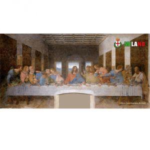 Pannello 20 x 40 cm, Cenacolo.