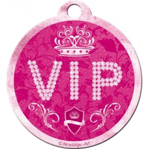 Portachiavi Vip pink