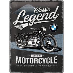 Cartello BMW Classic Legend