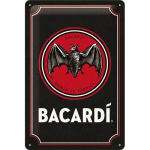 Cartello Bacardi - Logo Black