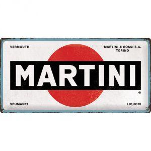 Cartello Martini