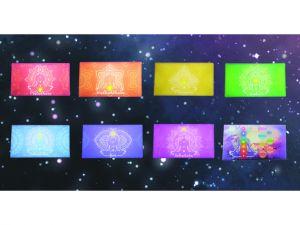 Ordine di impianto saponette dei 7 chakra