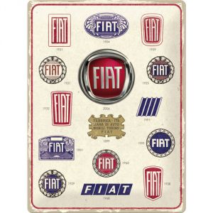 23297 FIAT Logo Evolution