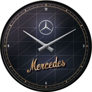 51098 Mercedes-Benz Silver & Gold