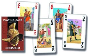 PC41 Colosseo - Playing Card