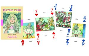 PC03 Alice - Playing Card