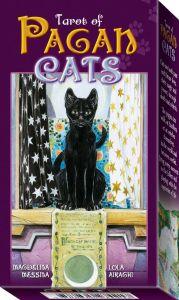 EX183 tarocchi dei Gatti pagani