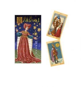 EX138 tarocchi Medioevali