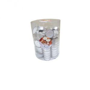 Confezione 90 candeline tealight