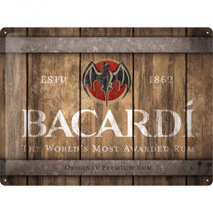 23289 Bacardi Wood Original Premium Rum