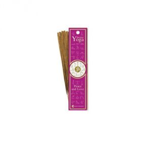 Yoga Incense - Peace and Love
