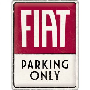 23300 FIAT Parking Only