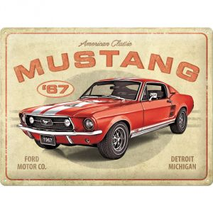 23298 Ford Mustang - GT 1967