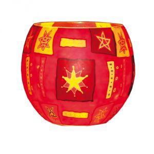 XXL075 Lampada 30 cm - Rossa