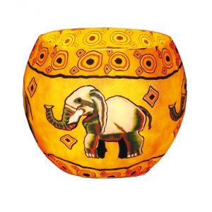 XXL286 Lampada 30 cm - Elefanti