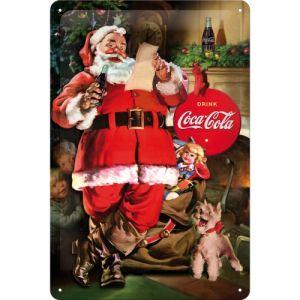 62754 XMAS SPECIAL EDITION - Coca Cola Babbo Natale con letterina
