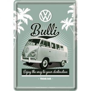 Wolkswagen Retro Bulli