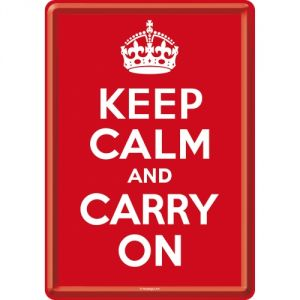 10212 Keep Calm And Carry On