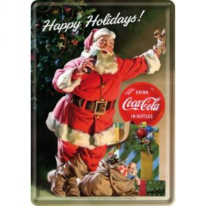 Coca Cola Happy Holidays
