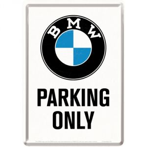 10269 BMW Parking Only