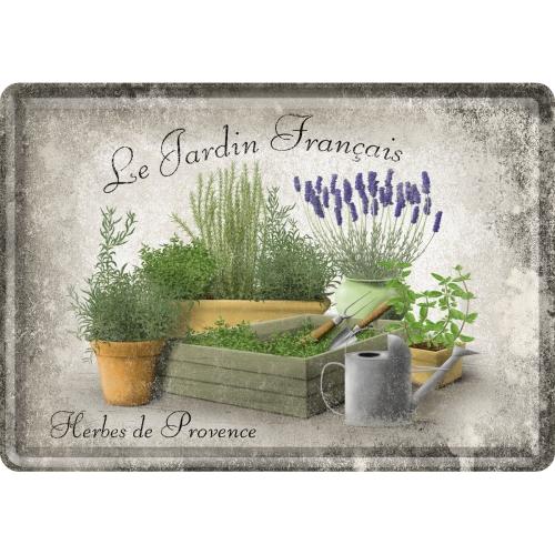Le jardin francais Le jardin francais