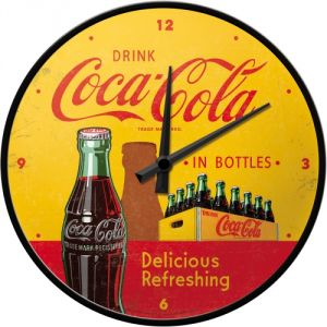 Orologio Coca Cola