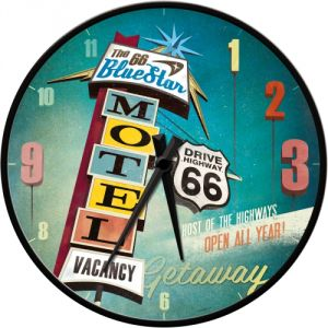 Orologio Route 66 Motel