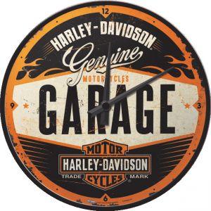Orologio Harley Davidson Garage
