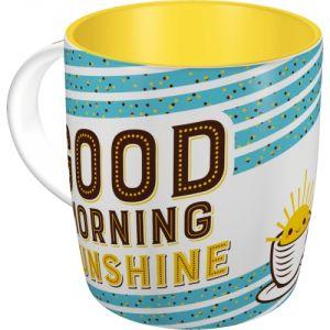 Tazza in ceramica Good Morning
