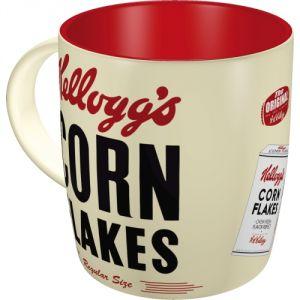 Tazza in ceramica Kellogg's