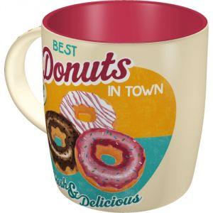 Tazza in ceramica Donuts