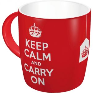 Tazza in ceramica Keep Calm