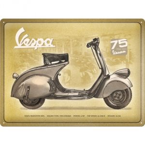 63402 SPECIAL EDITION - Vespa 75 Years Anniversary