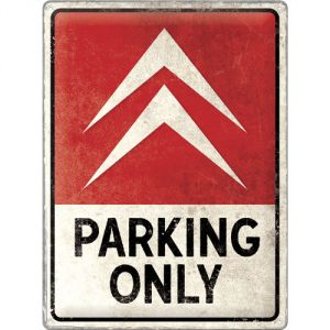 23307 Citroen - Parking Only