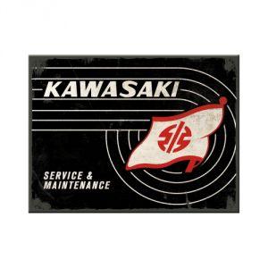 14382 Kawasaki - Logo