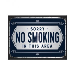 14401 Sorry - No Smoking